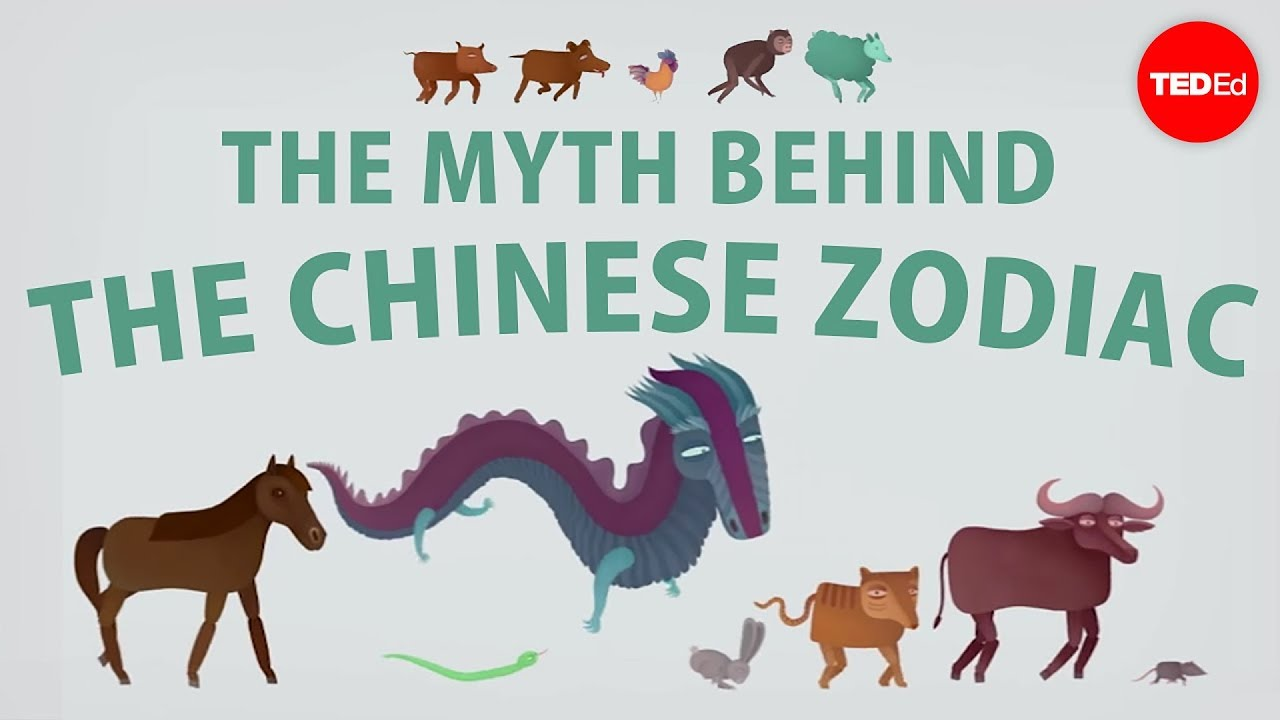 The myth behind the chinese zodiac megan campisi and pen pen chen its youtube uninterrupted buycottarizona Image collections