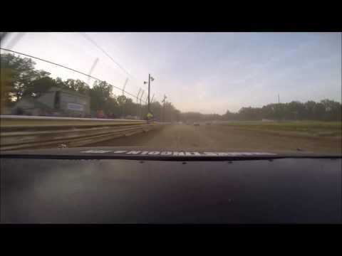 Deerfield Raceway Compact heat June 3rd, 2017
