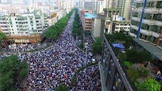 Tumpah Ruah dan Rapih - Islam di China Shalat Idul Fitri di China
