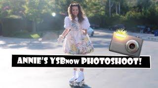 Annie s YSBnow Photoshoot  WK 388 Bratayley