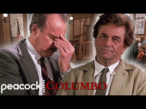 Hot Shot Lawyer Challenges Columbo | Columbo