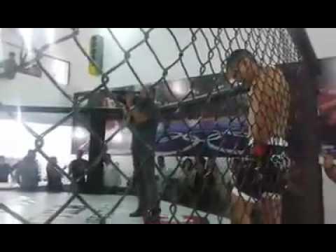 NFC Arnaldo Neri Gaspar vs pitbull