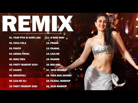 New Hindi Remix Mashup Songs 2020 ☼ Bollywood DJ Remix SOngs JukeBox ☼ Nonstop Dj Party Mix Songs