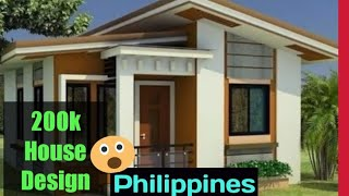 200k Simple House Design 2019!