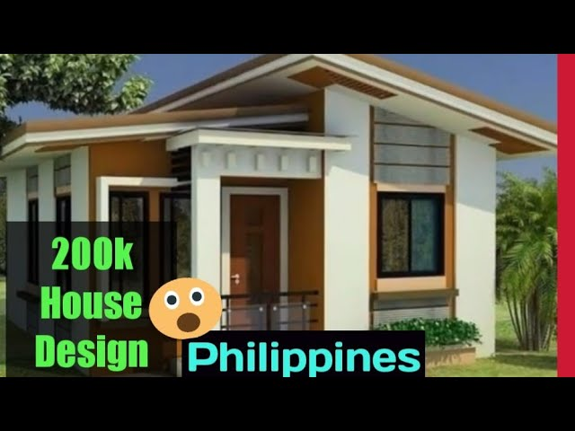 200k Simple House Design 2019 Youtube