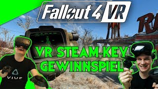 Der Knaller! Gewinnt Fallout 4 VR für Steam! [German][Vive][Rift][WMR][Virtual Reality]