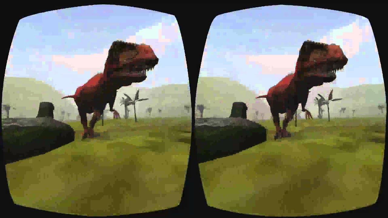 Image result for VR Jurassic Land