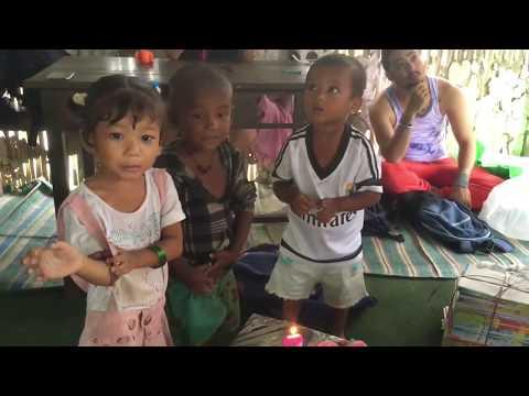 Ninamma Birthday with Children of Baal Bikash Kendra