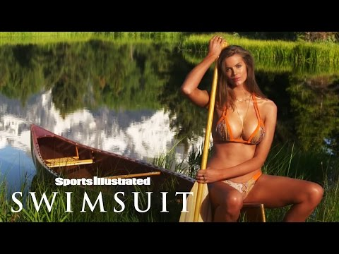 Robyn Lawley Takes Us Into The Wild | Intimates | Sports Illustrated Swimsuit