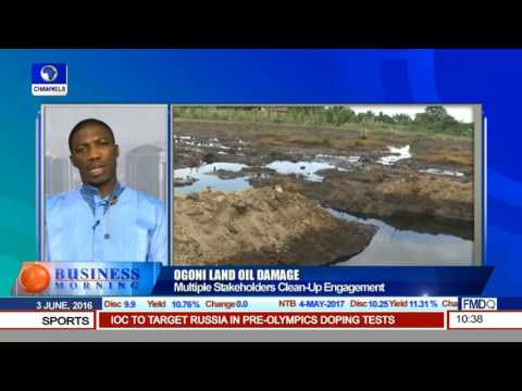 Multiple Stakeholders Clean-Up Engagement On Ogoni Land Oil Damage