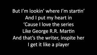 Timeflies - Game of Thrones Lyrics