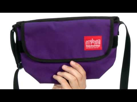 Manhattan Portage Mini NY Messenger Bag SKU:# 8418423