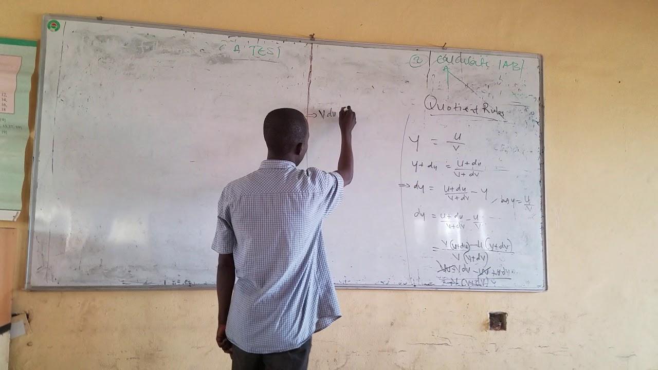 Download Basic calculus bayanin da hausa