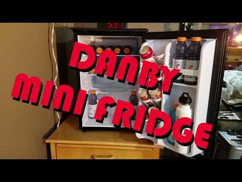 Mini Fridge - Danby