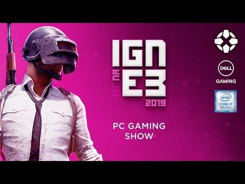 E3 2019: PC GAMING SHOW CONFERÊNCIA AO VIVO DUBLADO EM PORTUGUÊS | IGN na E3