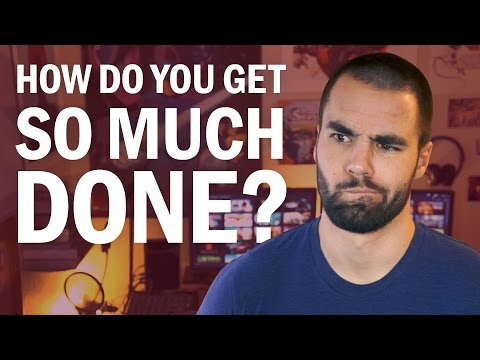 How to Get Massive Loads of Work Done Every Day College Info Geek
