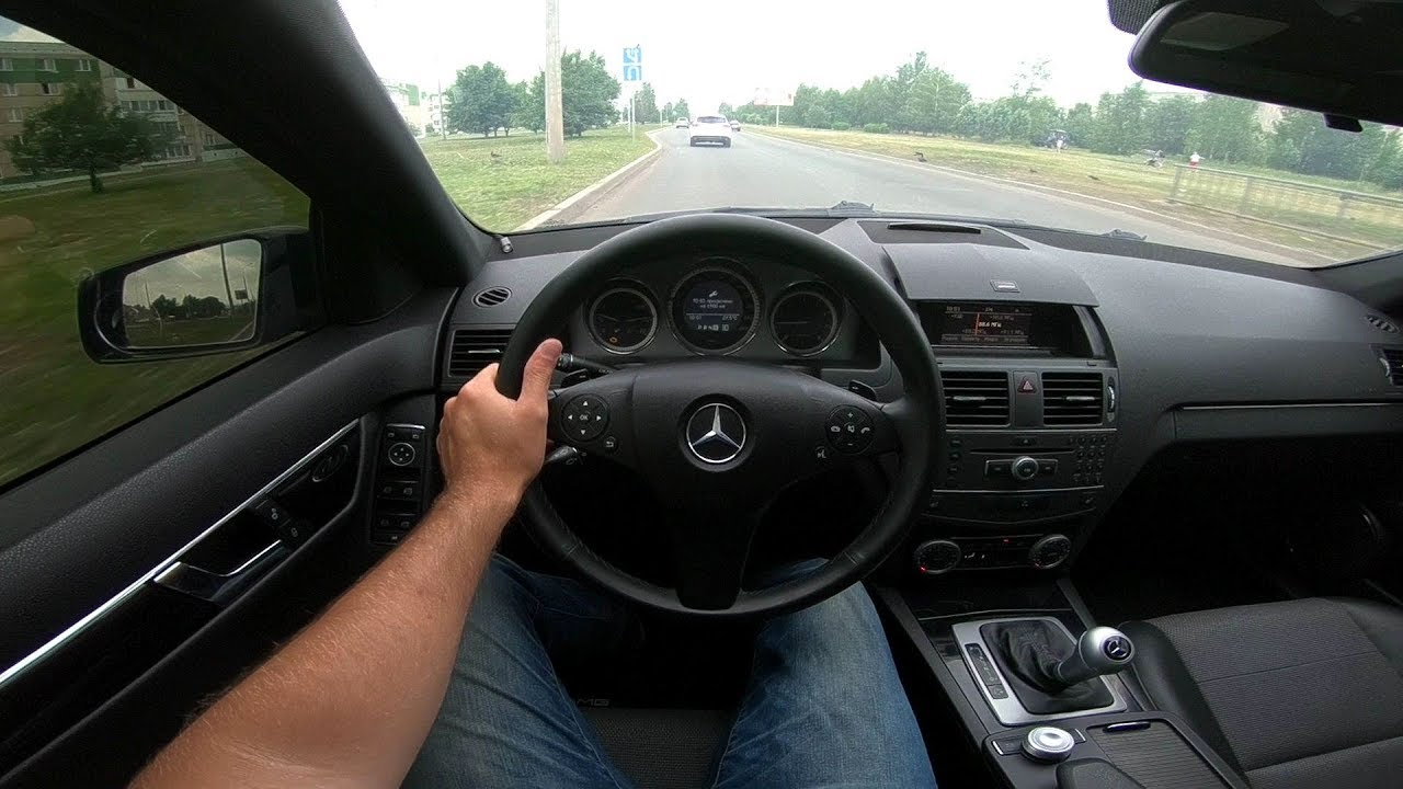 2011 <b>Mercedes</b>-<b>Benz C</b> 180 BlueEFFICIENCY 1.8L (156) W204 ...