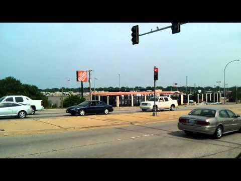 Champaign Urbana, Illinois  Interstate 74 East