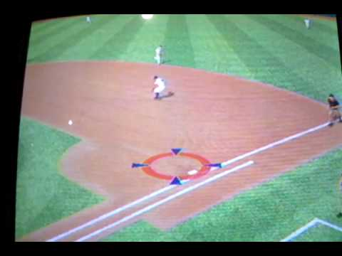 This is how its done Jim Joyce...MLB 10 The Show