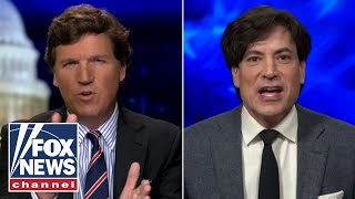 Tucker takes on former state department official defending Biden's airstrike