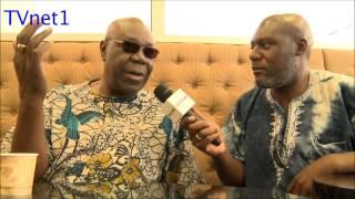 MANU DIBANGO - Entretien avec Cyrille EKWALLA