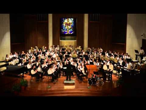 Madison County Middle School Honor Band (2015-16)