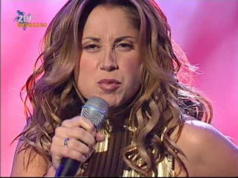 Lara Fabian  I Will Love Again At Wetten Dass