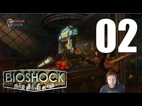 BioShock Remastered - Let's Play Part 2: My Robot Friend