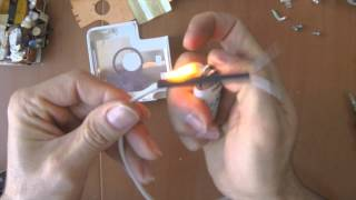 How To Repair Macbook Power Cable ( MagSafe ) DIY(Hi Everyone, My power cable is first broken, first of all, i think,i can fix it with duck tape !!! But it was a BIG mistake !!! As you can see at the video after a while ..., 2014-09-12T18:06:36.000Z)