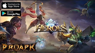 Rise of Heroes English Gameplay Android / iOS