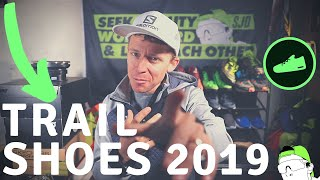 My Top 3 Trail Running Shoes of 2019