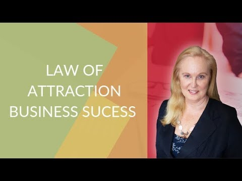 From Purpose To Profit - A Law of Attraction Business Model