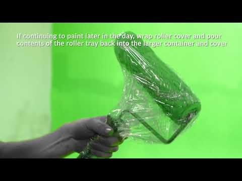How to Paint a Green Screen with Rosco DigiComp® HD Paint