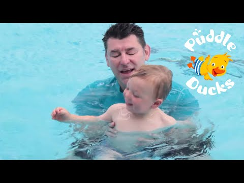 How to Teach your Child (aged 2-5 years) to Swim - How to Tread Water