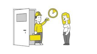 Wat moet je doen als Stedin een slimme meter komt installeren?