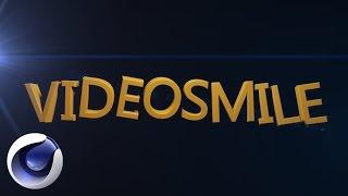 Cinema 4D – Анимация 3D текста в Cinema 4D. [Уроки 3D]