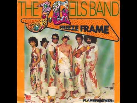 The J Geils Band - Freeze Frame - YouTube