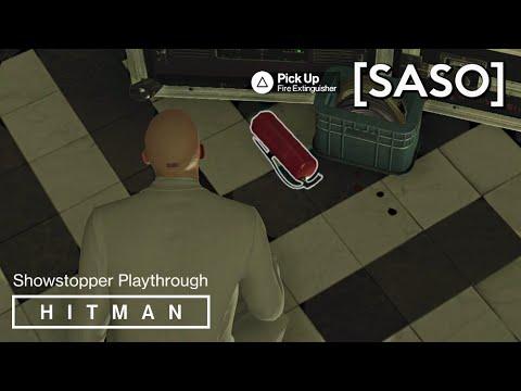 Download HITMAN · Mission: The Showstopper Walkthrough (Paris) [SASO] Silent Assassin Suit Only