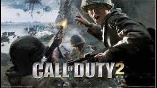 Call of Duty 2 прохождение 3 серия