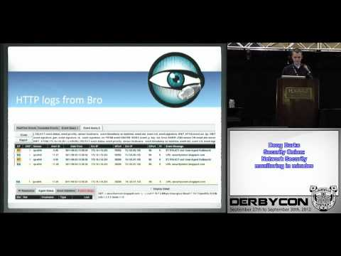 2 2 9 Doug Burks   Security Onion   Network Security monitoring in minutes