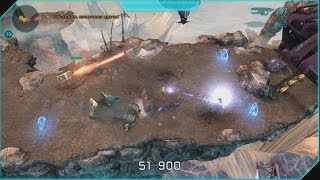 Halo: Spartan Assault Gameplay [HD]