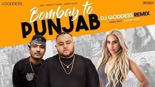 Gambar cover Bombay To Punjab (Remix) | DJ Goddess Remix | Deep Jandu | DIVINE