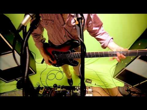 stereo bass rig test - Gravity Is The Enemy by Skeleton Key