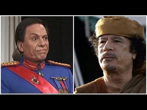 بوضوح - مفاجأة| محمد عشوب وتفاصيل محاولة القذافي لاغتيال عادل إمام على مسرح ليبيا بسبب مسرحية الزعيم