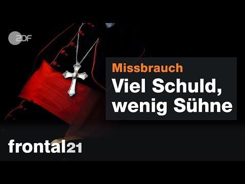 Missbrauch In Der Katholischen Kirche - Frontal 21 Vom 12.03.2019   ZDF