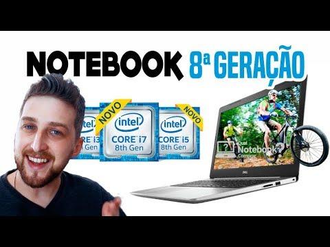 Notebook com processador Intel Core 8ª Geração no Brasil - Dell 15 5570