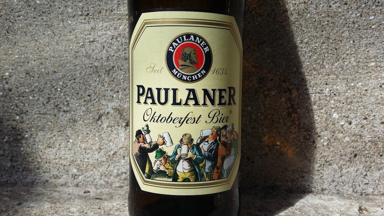 Beer Paulaner (Paulaner) - real German quality 25