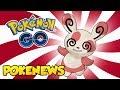 NOVAS QUESTS ,SPINDA, SHINY e MAIS!  - Pokémon Go  PokeNews