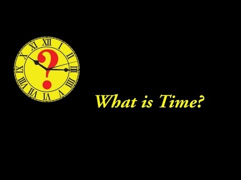 What is time? Here is the definitive answer: short, quick and easy to understand.