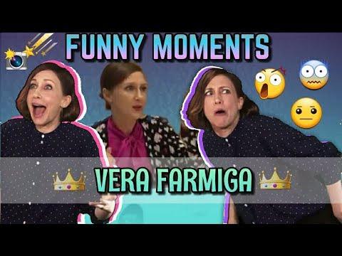 Vera Farmiga Funnt Moments, Best Moments By Gis Farmiga